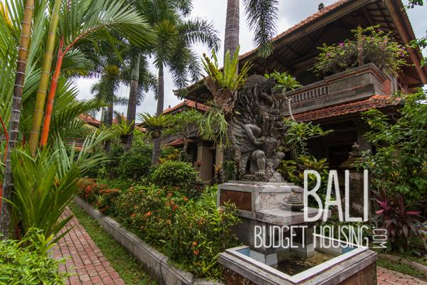 Ubud house for rent